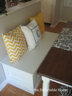ha this will replace my mystery chair at my dining table...and it is freakin cute!