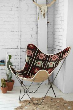 La silla mariposa o BKF | La Bici Azul: Blog de decoración, tendencias, DIY, recetas y arte