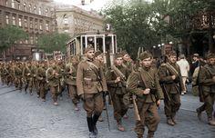 """Képtalálat a következőre: """"A második világháború magyar katonai egyenruhákat"""""""