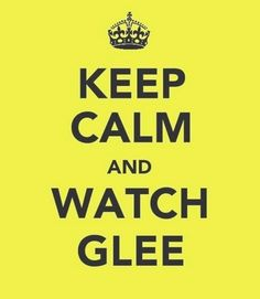 watch glee