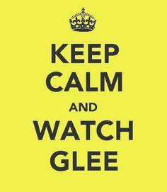 watch glee