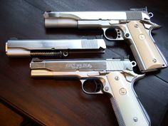 Ammo and Gun Collector: 1911 of Your Dreams Have I seen you before, you look familiar?