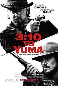 Поезд на Юму  3:10 to Yuma