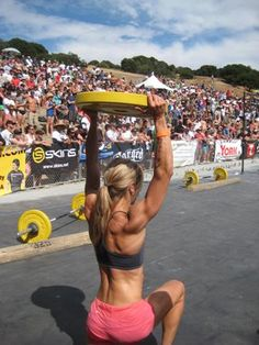 crossfit workouts for women