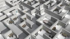 office labyrinth - Google Search
