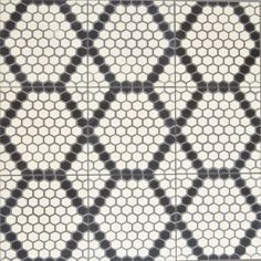 Tile Hexagons And Hexagon Floor Tile On Pinterest