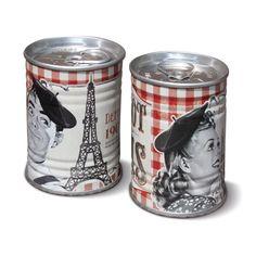 Suola- ja pippurisirotin Bistrot de Paris