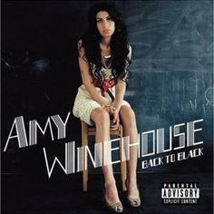 Amy Winehouse, 'Back To Black' Sold: million. 'Back To Black' was the last Amy Winehouse album to be released before her death and blends soul with modern RB production. Iconic Album Covers, Cool Album Covers, Music Album Covers, Classic Album Covers, Greatest Album Covers, Back To Black, Black Tv, Lps, Amy Winehouse Albums