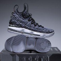 dbab1490e2e 897648-002 Nike LeBron 15 Ashes
