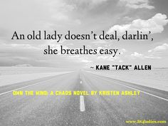 """kristen ashely quotes 