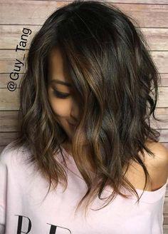 Dark Hair Colors: Deep Brown Hair Colors