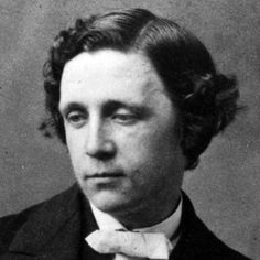 Lewis Carroll was left handed