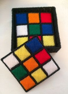 As Seen on The Big Bang Theory Rubik's Cube by MaidenLongIsland