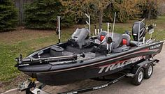 Boats for sale Fishing Boats For Sale, Bass Fishing Boats, Small Fishing Boats, Bass Boat, Walleye Fishing, Small Boats, Multi Species Boat, Fish And Ski Boats, Canisters