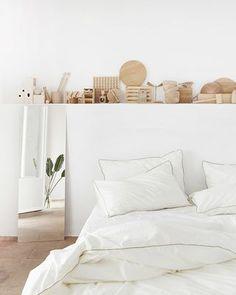 Interior Styling | White + Wood | The Design Chaser | Bloglovin'