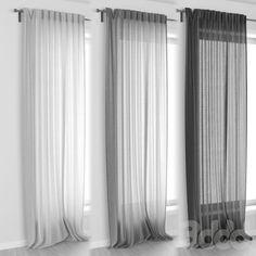 IKEA AINA Curtains