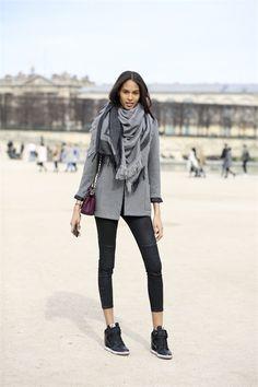 Get the model look - Cindy Bruna - Vogue.it