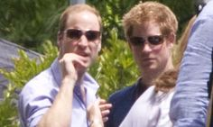 2 May 2014: William and Harry enjoy a private tour of Graceland in Memphis, Tennessee on Friday afternoon during a visit to the city for the wedding of their longtime friend Guy Pelly and American Holiday Inn heiress Lizzy Smith.