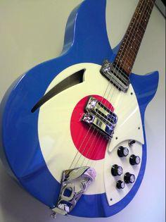 Mod Rickenbacker--Paul Weller, anyone? http://guitarclass.org