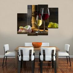Wall Paintings For Dining Room