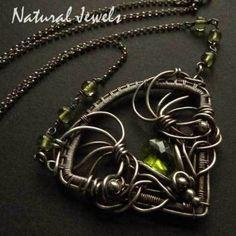 Necklace Peridot Potion - NaturalJewels - Peridot