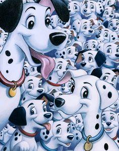 ♥ 101 Dalmatiner ♥