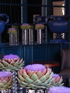 The Grove Hotel, Blue Lounge, by Ken Marten