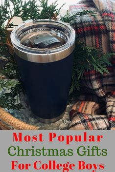 Looking for popular Christmas gift ideas for your college boys? I have 10 Christmas gift ideas that your college age boys will actually love and use this Christmas. Gifts For College Boys, Cool Gifts For Teens, Gifts For Teen Boys, College Student Gifts, College Fun, College Students, Teenage Boy Christmas Gifts, Student Christmas Gifts, Popular Christmas Gifts