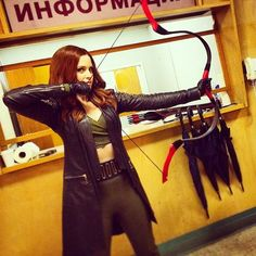 Shootin' some love your way! #Cupid #Arrow - Amy