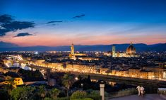 Dusk in Florence, Italy Wallpapers) – Beautiful Wallpapers Florence Tours, Florence Italy, Cities In Italy, Places In Italy, Michelangelo, Pisa, Italy Tourist Attractions, Destinations, Things To Do In Italy