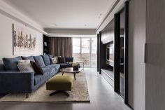 LUNA INTERIOR DESIGN   TAIPEI FS HOUSE on Behance