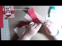 This video illustrates how to assemble a Waterfall Card. It uses the Stampin' Up! Get Your Santa On Stamp Set and Blendabilities for color! You can check out...