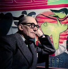 5   Ultra Rare Photos Of Le Corbusier In Color   Co.Design: business + innovation + design