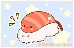 Kawaii Sushi by Mitsuko-m-Chan