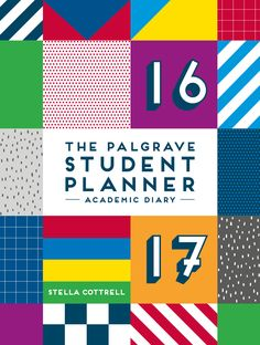 The Palgrave Student Planner book cover ©Palgrave Macmillan
