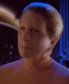 Female Changeling; played by Salome Jens (Star Trek Deep Space Nine)