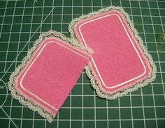 how to: bath and toilet mats