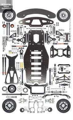 SA069 - #Serpent #S100 #WorldGT #Pancar #EP_RC #Onroad #w210mm Item410050 1/10 #RWD #Nissan #Calsonic #LM - Bodyworks by:CY Ning / Tester:Joe Lo(HK)