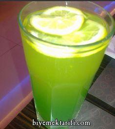 Kivili Limonata Tarifi ve Hazırlanışı