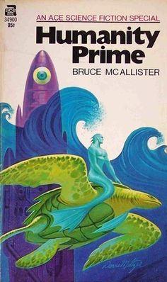 Retro Sci-Fi Book Covers