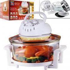 InfraChef Family Size Halogen Oven plus extras $89.90