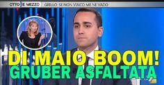 il popolo del blog,notizie,attualità,fatti : Di Maio strepitoso!! Gruber zittita e annichilita!...