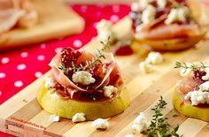 Bruleed pears recipe