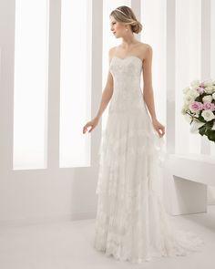 8B122 PANDA | Wedding Dresses | 2015 Collection | Alma Novia