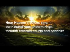 """There Is a Higher Throne"" with lyrics  From the album ""In Christ Alone"" by Keith and Kristyn Getty"
