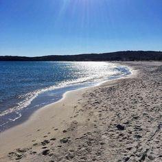 Diciotto gradi e molta bellezza.  #sardegna #beach #november #sea #light #backlight #seaview #nature #amazing #sardinien #sardinia #pittulongu #beautiful #yallersitalia
