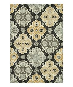 Okay...so this will go great with the gray couch I want to get for living room...and go with the gray/yellow theme!