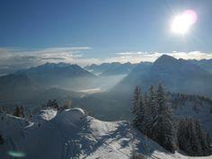 Tiroler Bergwelt im Winter Mountains, Winter, Nature, Travel, Summer, Winter Time, Naturaleza, Viajes, Destinations