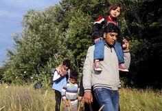 Afganistanista lähteneet siirtolaiset ylittivät rajan Serbiasta Unkariin kesäkuussa. Tänä vuonna Unkariin on mennyt yli 60 000 laitonta siirtolaista. Useimmat ovat lähtöisin Kosovosta, Syyriasta ja Afganistanista.