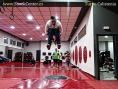 http://shockcenter.es/blog/calistenia-en-shock/  #calisteniashock